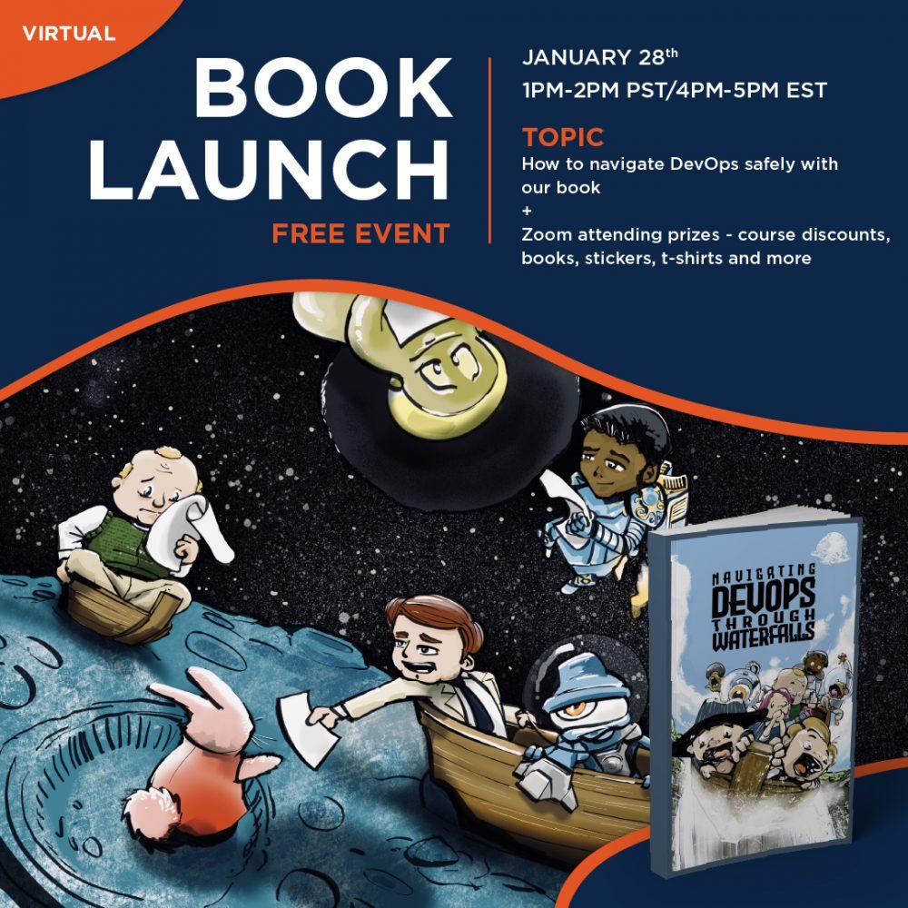 DevOps Book Launch