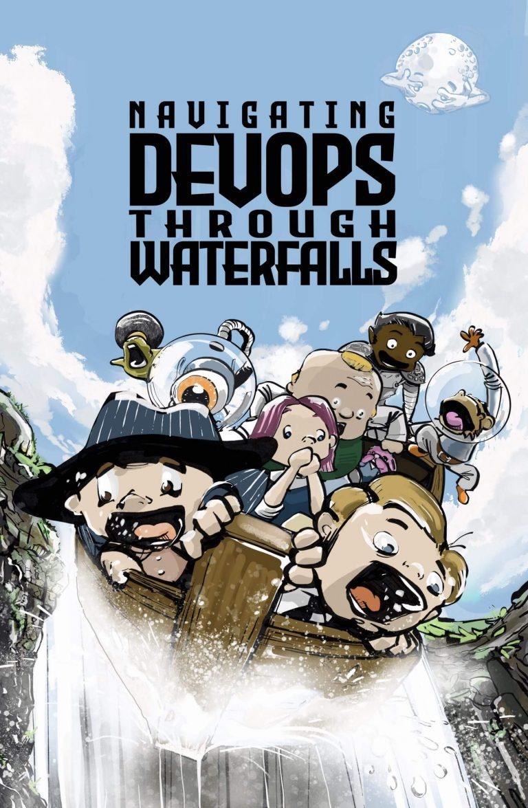 Navigating Devops through waterfalls