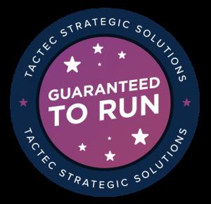 guaranteed to run course